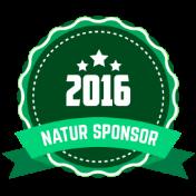 natur sponsor certifikat
