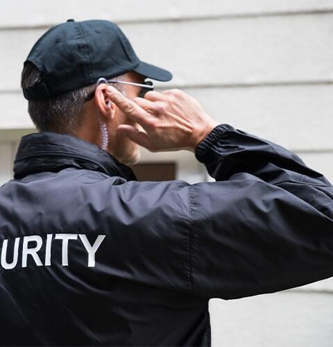 sikkerheds vagt